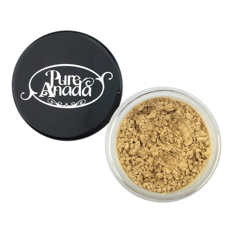 Pure Anada Face Powder Loose Mineral Finishing Powder - Matte