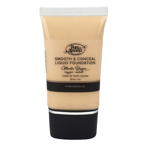 Pure Anada Foundation Liquid Foundation - Atlantic Bisque (Very Fair/Neutral)