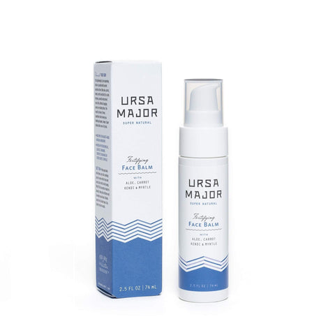 Ursa Major Moisturizer 2.5 oz Fortifying Face Balm