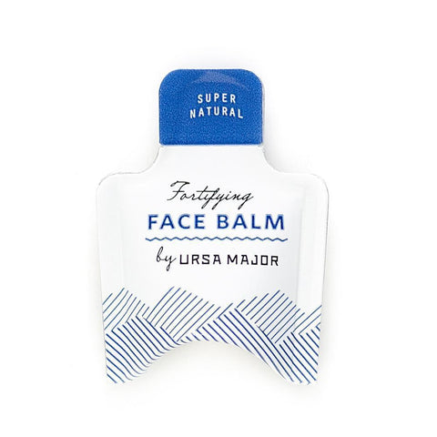 Ursa Major Moisturizer Sample Fortifying Face Balm