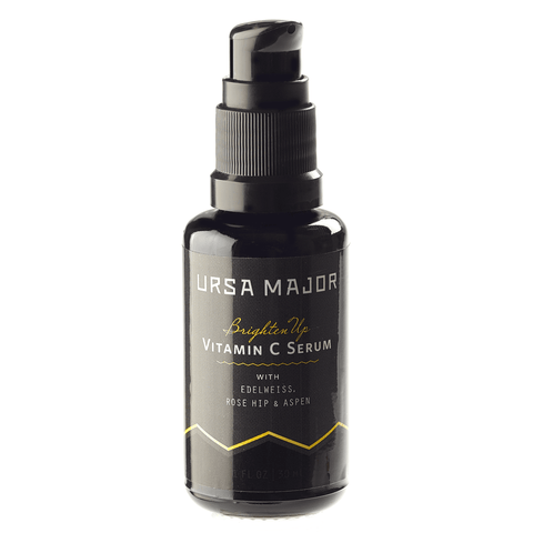 Ursa Major Serum & Oil Brighten Up Vitamin C Serum