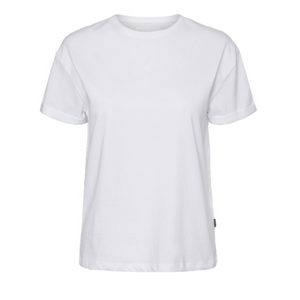 Brandy Top - Dame T-shirt - Bright White