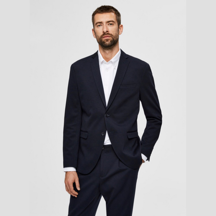 Jim Flex - Herre Blazer - Navy