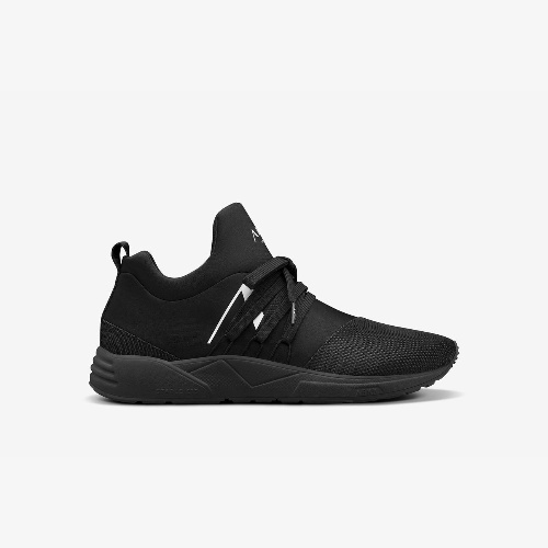 Raven Mesh S-E15 all black - Herre sneakers - Sort - Knokleriet