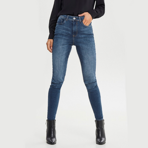 Joan Life - Dame Jeans - Medium Blue Denim