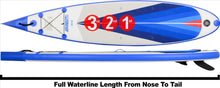 Sea Eagle NN116_FR Fishing Stand Up Paddle Boards