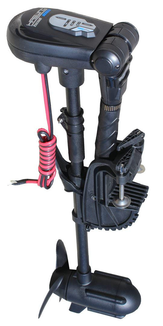 55 Lbs Light Electric Trolling Motor Perfect For Kayaks