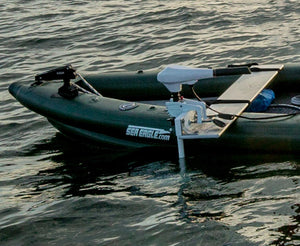 Skiff FSK16K_WSMC™ Duo With Motor and Canopy