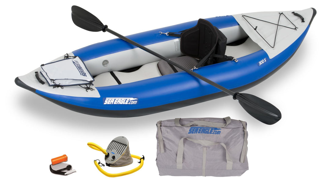 Explorer Inflatable Kayak 300XK_P (Pro Package)