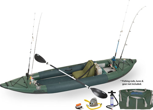 FastTrack™ Kayak Angler 385FTAK_DS