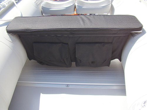 Phenomenal Boat Seat Cushion With Under Seat Storage Bag Inzonedesignstudio Interior Chair Design Inzonedesignstudiocom