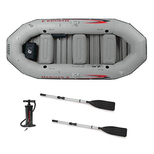 Intex Mariner 4 person small boat