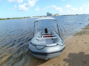 Bimini Top for Inflatable Boats by Saturn