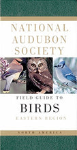 Birding book Audubon Society Field Guide to North American Birds: Eastern