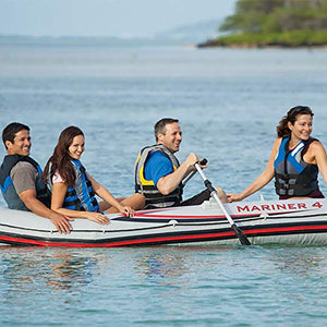 Intex Mariner Boats 4 Person Inflatable Boat