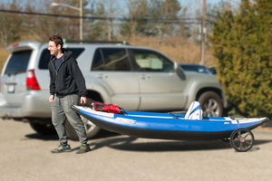EZ Cart (small) for Sea Eagle FishSkiff™, Kayaks, PaddleSki, 285FPB & 375FC FoldCat.