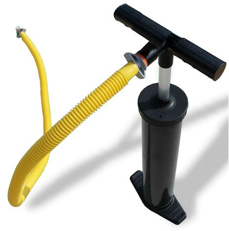 hand pump for inflatable boats and inflatabe kayaks