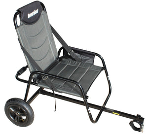 Motorized chair hover seat with attachment this is cool beach stuff