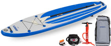 Sea Eagle LongBoard LB11K_FR - Fishing SUP Paddle Board