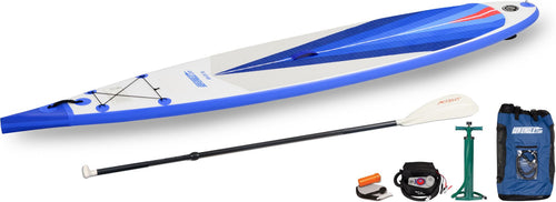 Sea Eagle NN126RK_EP Racing Stand Up Paddleboard With Electric Pump