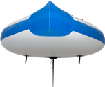Sea Eagle NeedleNose 126_FR Fishing Stand-Up Paddle Board