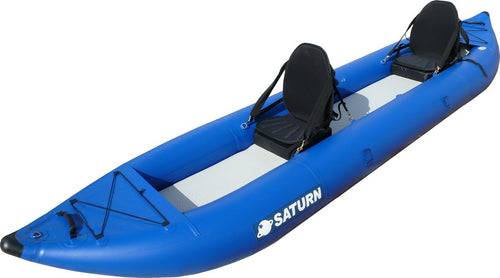 tandem inflatable ocean kayak