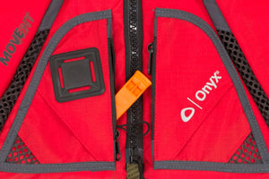Paddling Vest Red Onyx