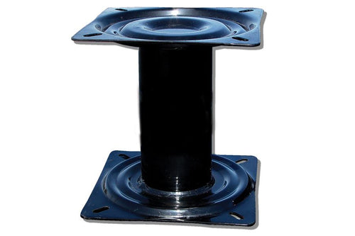 "Wise 7"" Boat Seat Pedestal with Hardware"