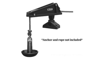 Scotty Anchor Lock with Side Deck Mount and Hardware