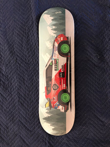 Rally Juke Skate Deck (Limited 5 units!)