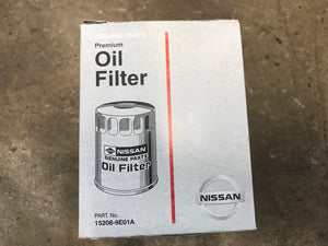 OEM Nissan Filter 15208-9E01A