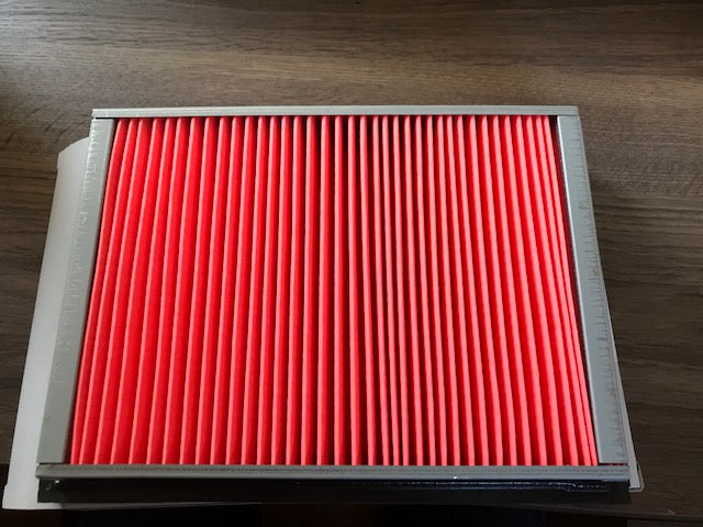 OEM Air Filter Replacement