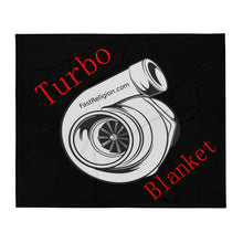 Turbo Blanket Blanket