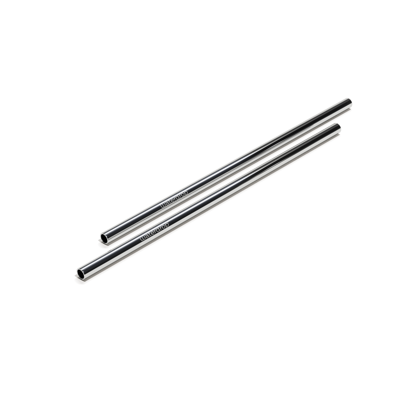 Mirror Steel Straws