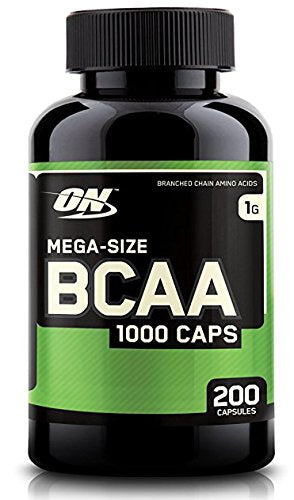 Optimum Nutrition BCAA 1000 Caps 200ct