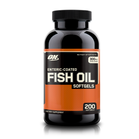 Optimum Nutrition Fish Oil 200ct