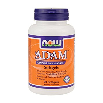 Now Foods Adam Male Multi 90 Softgels