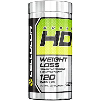 Cellucor Super HD 4th Generation (120 Caps)