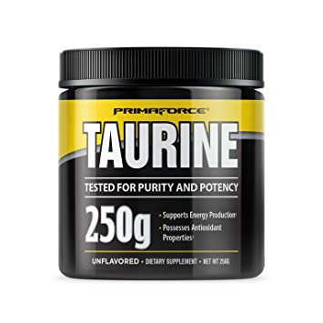 Primaforce Taurine 250 Grams