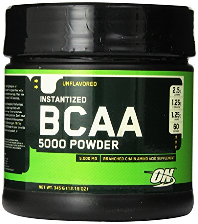 Optimum Nutrition Instantized BCAA 5000mg Powder