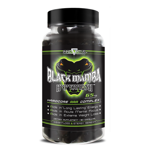 Innovative Labs Black Mamba Hyperrush