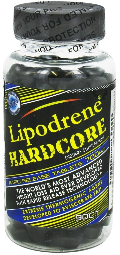 Hi-Tech Lipodrene Hardcore 90ct