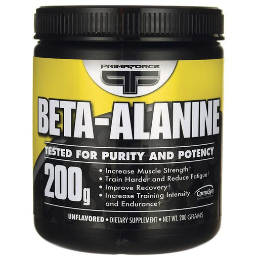 Primaforce Beta Alanine 200 Grams