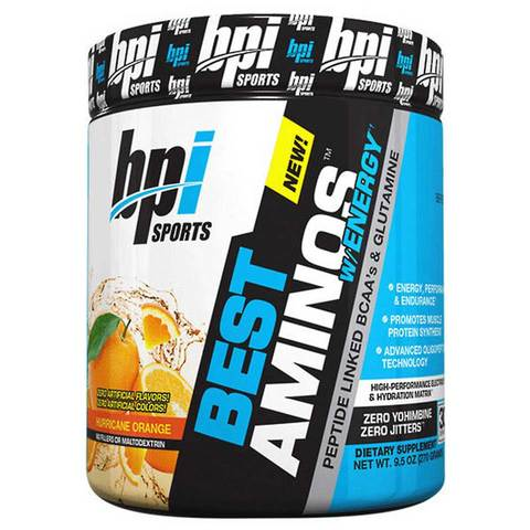 BPI Sports Best Aminos 25 Servings