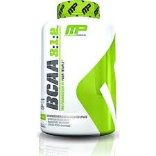 Muscle Pharm BCAA 312 240 caps