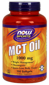 Now Foods MCT Oil 1,000mg 150ct