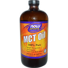 NOW Foods MCT Oil 16oz