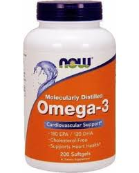 Now Foods OMEGA-3 1000mg 200ct