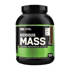 Optimum Nutrition Serious Mass 6LBS