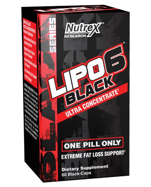 Nutrex Research Lipo-6 Ultra Concentrate